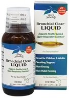 EuroPharma - Bronchial Clear Liquid - 3.4 oz.