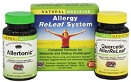 Herbs Etc - Allergy ReLeaf System - 30 Allertonic Softgels & 30 AllerReLeaf Tablets