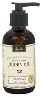 Thesis Beauty - Organic JoJoba Oil Cold-Pressed - 4 oz.