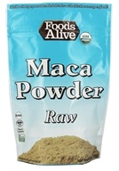 Foods Alive - Organic Maca Powder - 8 oz.