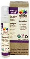 Balanced Guru - Energy Mist Intuition - 0.27 oz.