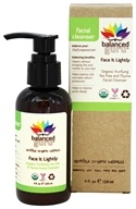 Balanced Guru - Face It Lightly Facial Cleanser Tea Tree & Thyme - 4 oz.
