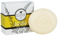 Dionis Goat Milk Skincare - Bar Soap Fresh Citrus - 2.8 oz.