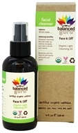 Balanced Guru - Face It Off Facial Cleanser - 4 oz.