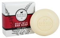Dionis Goat Milk Skincare - Bar Soap Sweet Berry - 2.8 oz.