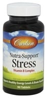 Carlson Labs - Nutra-Support Stress - 90 Tablets