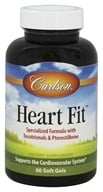 Carlson Labs - Heart Fit - 60 Softgels