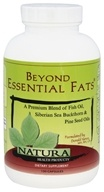 Natura Health Products - Beyond Essential Fats - 150 Capsules