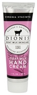 Dionis Goat Milk Skincare - Hand Cream Virginia Hyacinth - 1 oz.