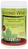 Natura Health Products - Beyond Whey - 10.6 oz.