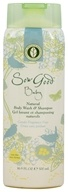 Sow Good - Baby Natural Body Wash & Shampoo Gentle Fragrance Free - 16.9 oz.
