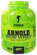 Muscle Pharm - Arnold Schwarzenegger Series Arnold Iron Whey Chocolate - 5 lbs.