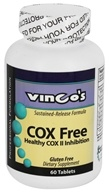 Vinco's - Cox Free - 60 Tablets