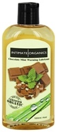 Intimate Organics - Warming Lubricant Chocolate Mint - 4 oz.