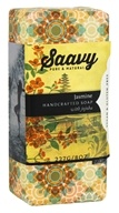 Saavy Naturals - Jojoba Handcrafted Soap Jasmine - 8 oz. LUCKY PRICE