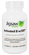 Jigsaw Health - Activated B w/SRT - 120 Tablets
