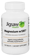 Jigsaw Health - Magnesium w/SRT - 120 Tablets