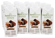 Komplete - Ultimate Meal Replacement Shake Cocoa Fudge - 12 Pack