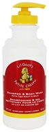 Canus - Li'l Goat's Tearless Shampoo & Body Wash with Fresh Goat's Milk - 16 oz.