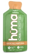 Huma Gel - Chia Energy Gel Apple & Cinnamon - 1.6 oz.