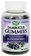 Nature's Way - Sambucus Elderberry - 60 Gummies