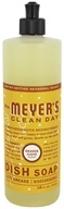 Mrs. Meyer's - Clean Day Liquid Dish Soap Orange Clove - 16 oz.