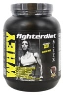 Fighter Diet - Whey Protein Chocolate - 32 oz.