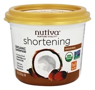 Nutiva - Organic Superfood Original Shortening - 15 oz.