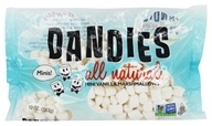 Dandies - All Natural Mini Marshmallows Vanilla - 10 oz.