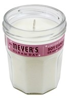 Mrs. Meyer's - Clean Day Scented Soy Candle Cranberry - 4.9 oz.