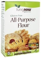 NOW Foods - Living Now Gluten-Free All-Purpose Flour - 17 oz.