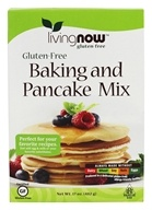 NOW Foods - Living Now Gluten-Free Baking and Pancake Mix - 17 oz.