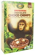 Nature's Path Organic - EnviroKidz Organic Cereal Chocolate Choco Chimps - 10 oz.