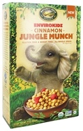 Nature's Path Organic - EnviroKidz Organic Cereal Cinnamon Jungle Munch - 10 oz.