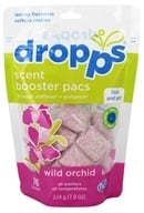 Dropps - Scent Booster Pacs Wild Orchid - 16 Pack(s)