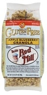 Bob's Red Mill - Gluten Free Granola Apple Blueberry - 12 oz.