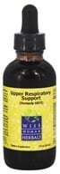 Wise Woman Herbals - Upper Respiratory Support - 2 oz. (Formerly URTI)