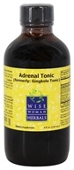 Wise Woman Herbals - Adrenal Tonic - 4 oz. (Formerly Gingkola Tonic)