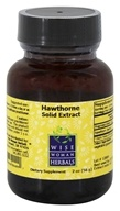 Wise Woman Herbals - Hawthorne Solid Extract - 2 oz.