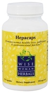 Wise Woman Herbals - Hepacaps 550 mg. - 90 Capsules