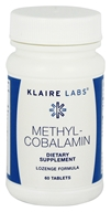 Klaire Labs - Methyl-Cobalamin - 60 Tablets