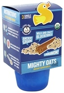 Little Duck Organics - Organic Mighty Oats Instant Super Cereal 4 Months+ Blueberry Cinnamon - 1.8 oz.