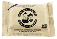 Bearded Brothers - Energy Bar Bodacious Blueberry Vanilla - 2 oz.