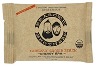 Bearded Brothers - Energy Bar Fabulous Ginger Peach - 2 oz.