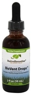 Native Remedies - BioVent Drops Herbal Supplement - 2 oz.