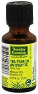Thursday Plantation - Tea Tree Oil Antiseptic - 0.85 oz.