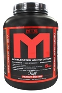 MTS Nutrition - Machine Whey Fluff Peanut Butter - 5 lbs.