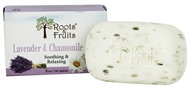 Roots & Fruits - Lavender & Chamomile Soap Soothing & Relaxing - 5 oz.