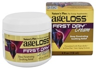 Nature's Plus - ageLOSS First Day Cream - 4 oz.