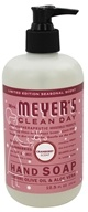Mrs. Meyer's - Clean Day Liquid Hand Soap Cranberry - 12.5 oz.